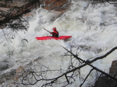 Lower Ammonoosuc Falls