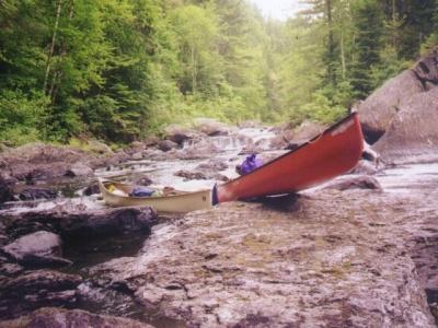 Sebois River, Godfrey Pitch, Maine