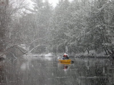 Winter Day on the Blackwater